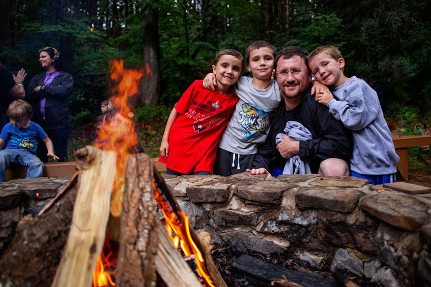 Summer Family Camp at Ramah Darom