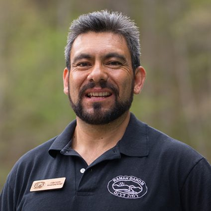 Jorge Castillo, Director of Environmental Services