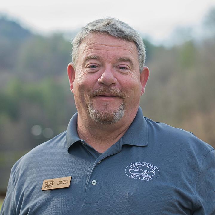 Shane Palmer, Facility Manager
