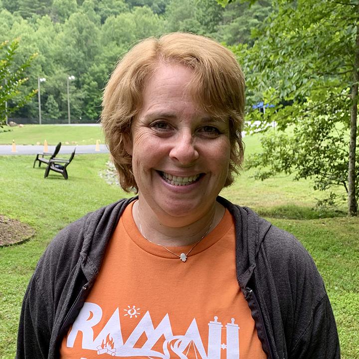 Susan Tecktiel, Director of Camp Yofi  Retreats & Rentals