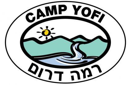Camp Yofi Logo