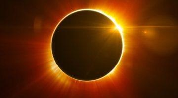 Solar Eclipse Shabbat