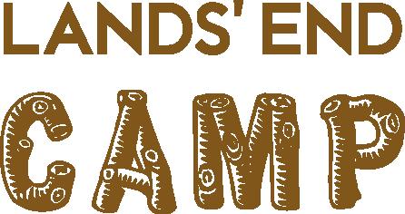 Lands End Camp Logo