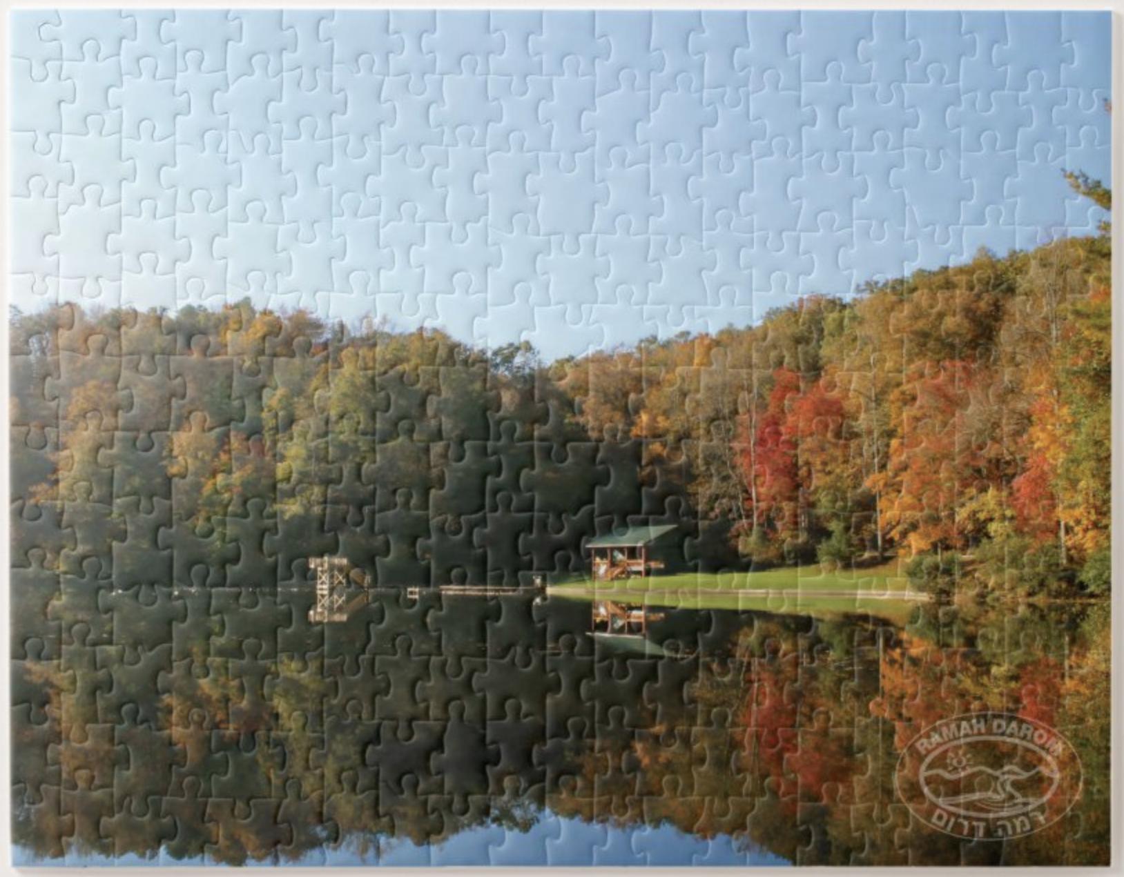 Puzzle foliage