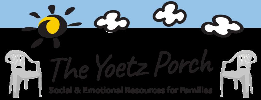 The Yoetz Porch Graphic