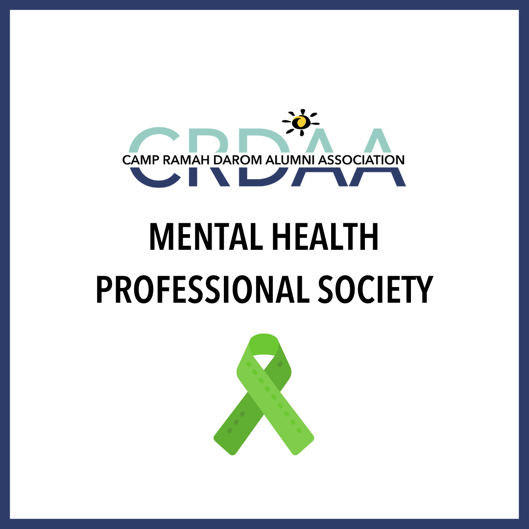 Mental health Professional Society Graphic